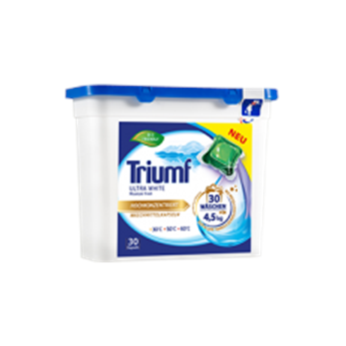TRIUMF White washing capsules 30 pcs TRWHITE30