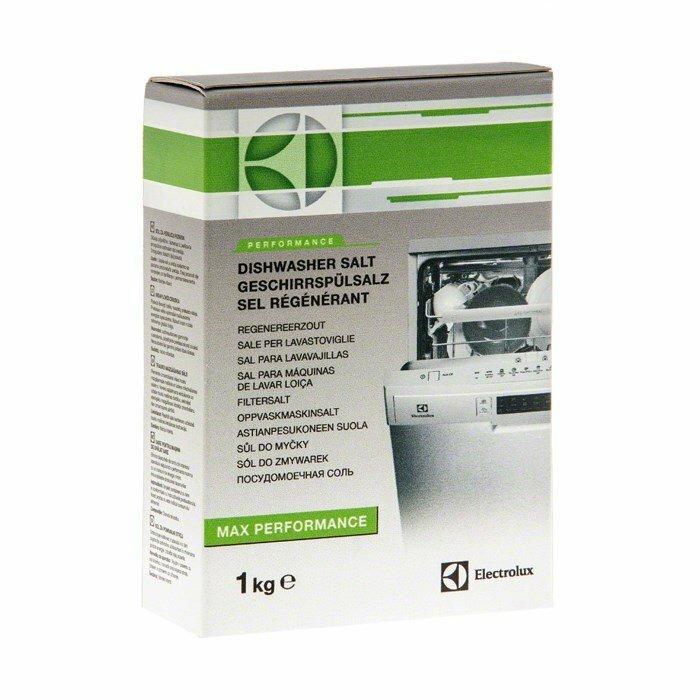 Electrolux sāls trauku mazgājamām mašīnam, 1kg