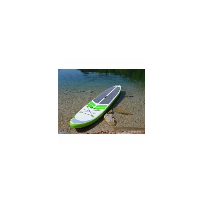 VIAMARE SUP Board 330, max. 160 kg, Green Viamare Inflatable SUP Board, 330 cm, 160 kg, Green