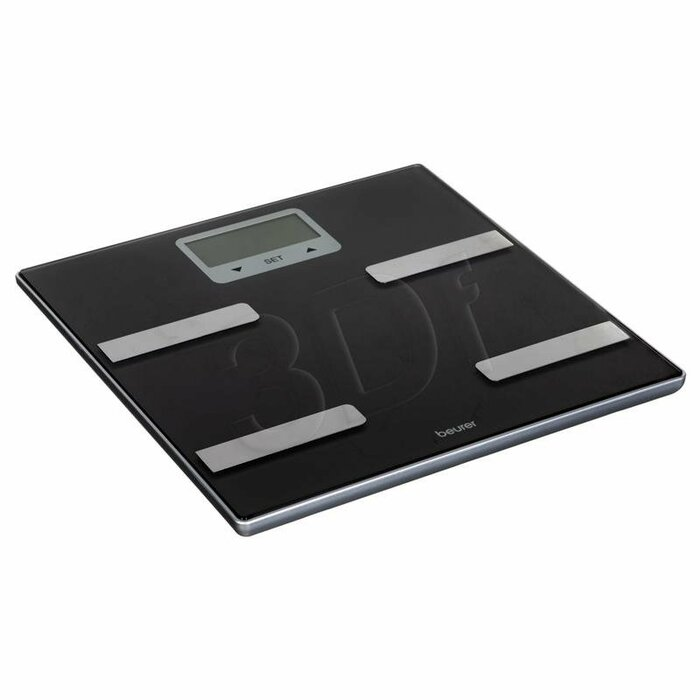 Body analysis bathroom scale Beurer BF 530 Toffee ( Caramel )