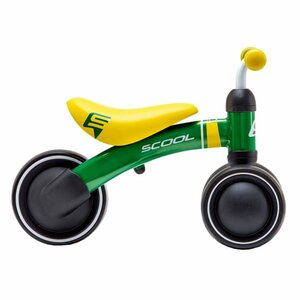 """pedeX first- green/yellow matt 10"""""""
