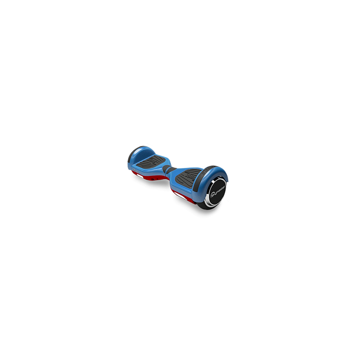 SMART BALANCE BOARD Skymaster Wheels 6,5'' Dual blue-red