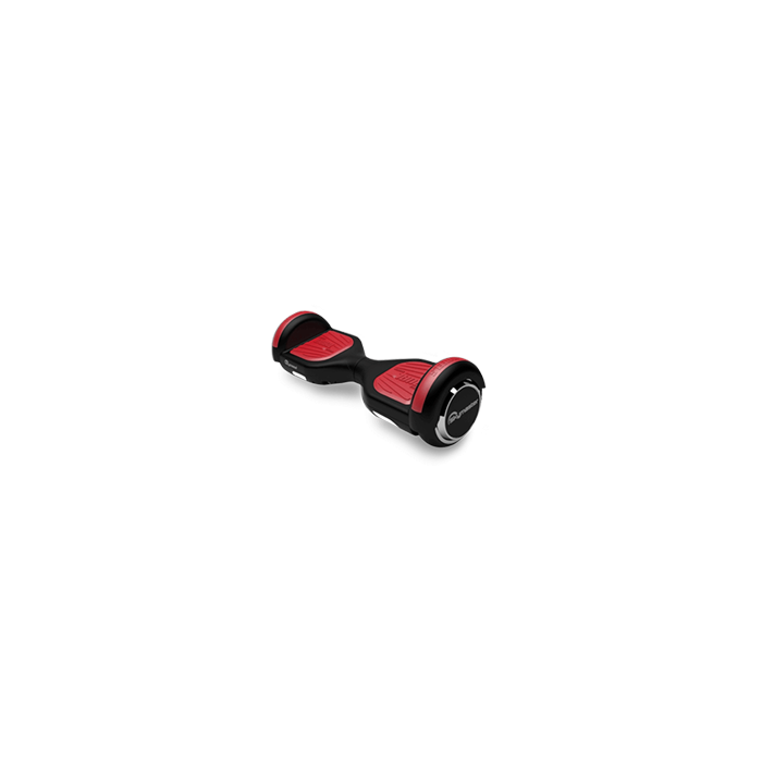 SMART BALANCE BOARD Skymaster Wheels 6,5'' Dual black-red