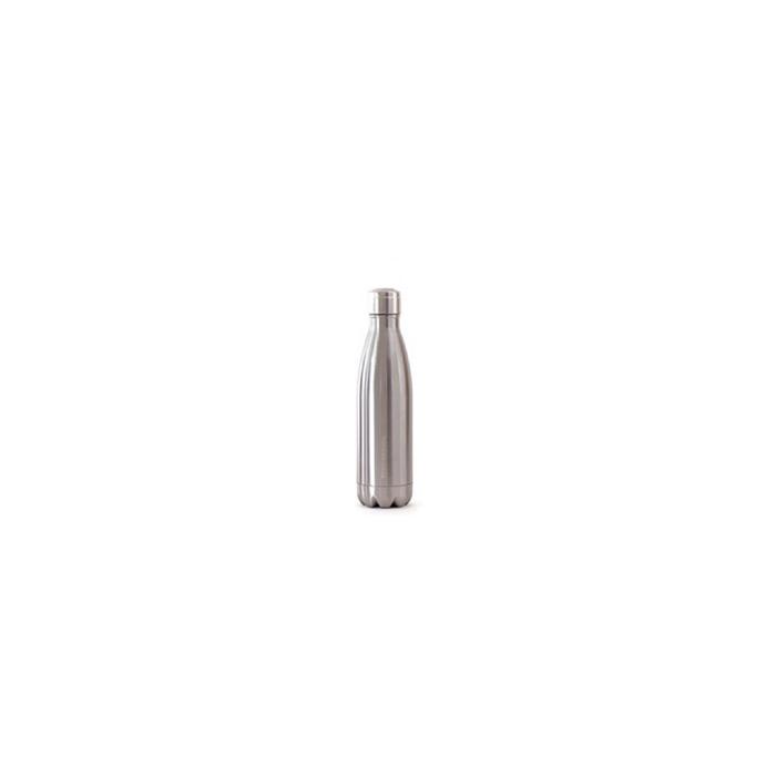 Yoko Design Isothermal Bottle Stainless steel, Capacity 0 5 L, Diameter 6 5  cm, Dishwasher proof