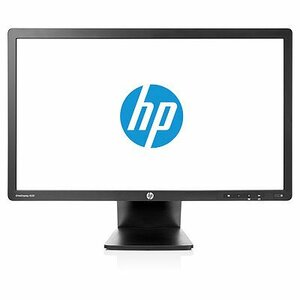 "HP EliteDisplay E231 23"" computer monitor Full HD Black"