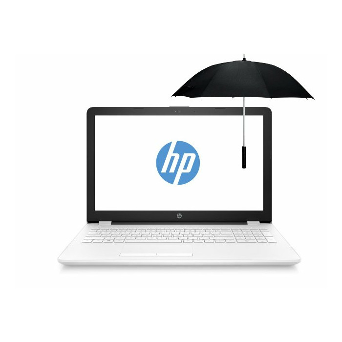 "HP 15-BS150SA 15.6"" FHD Widescreen  i5-8250U 4Gb 1TB WIN10 White Outlet"