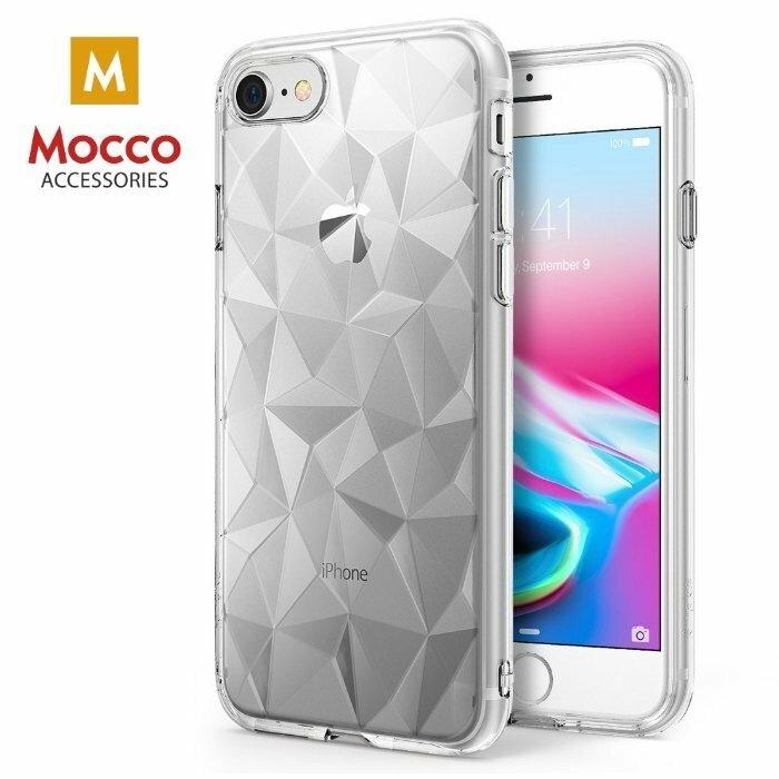 new concept 9cb0d 9f0c2 Mocco Trendy Diamonds Silicone Back Case for Xiaomi Redmi Note 5 / Redmi 5  Plus Transparent
