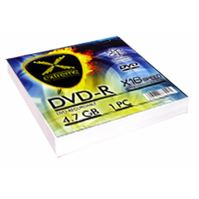 DVD-R Extreme [ envelope 10 | 4,7GB | 16x ]