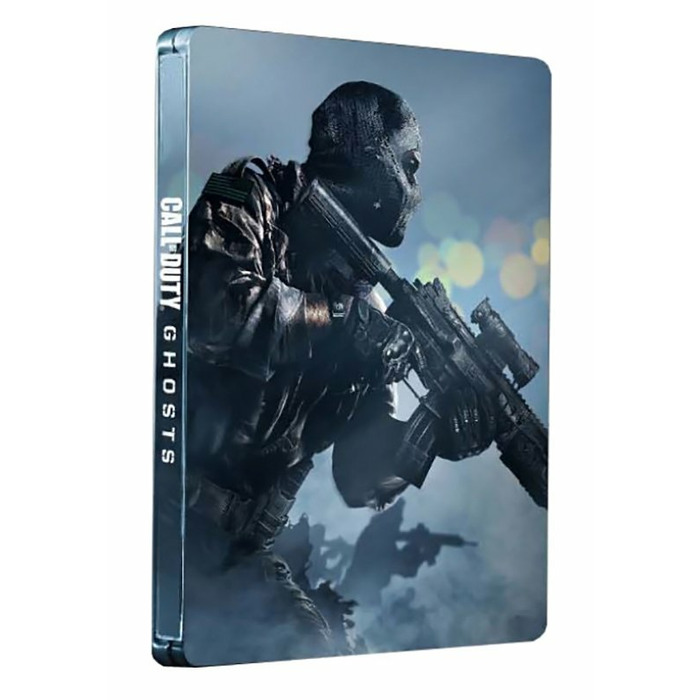 Call of Dury: Ghosts - Steelbook Only, Size G1 - Used
