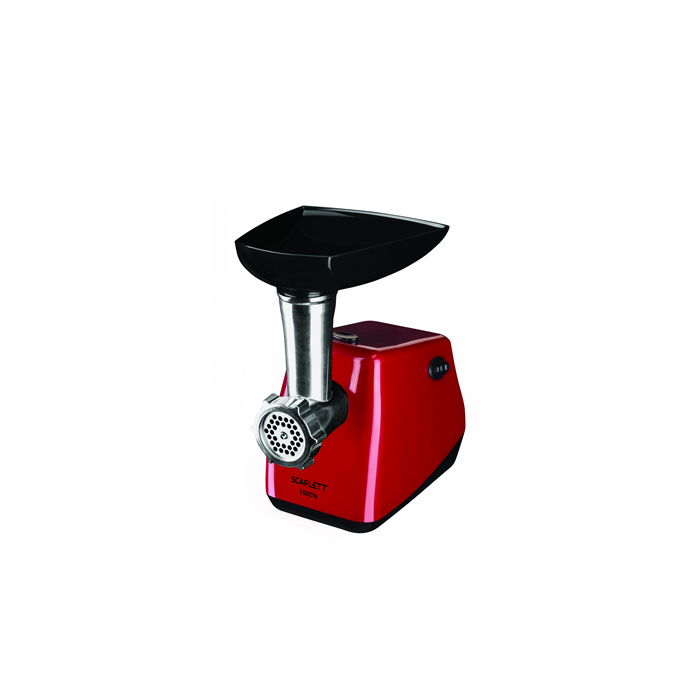 Scarlett Meat mincer SC - MG45S56	 Red, 1800 W, Throughput (kg/min) 2