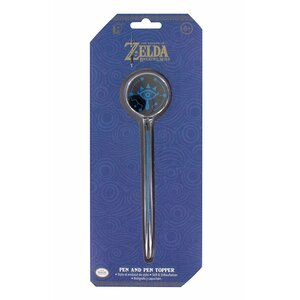 Legend of Zelda: Breath of the Wild - Sheikah Eye Pen and Pen Topper