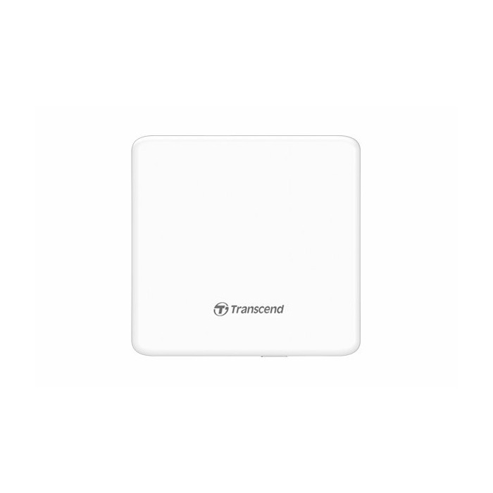 Transcend TS8XDVDS-W DVD±RW White optical disc drive