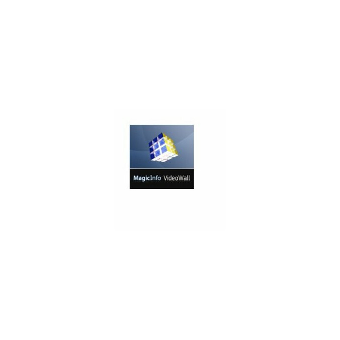 Samsung MagicInfo Video Wall-S Software - Author License 1license(s)