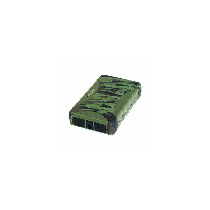 LogiLink PA0092 Lithium 8800mAh Camouflage power bank