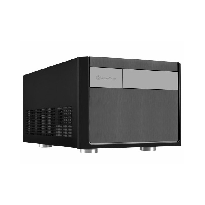 Silverstone SST-SG11B Small Form Factor (SFF) Black computer case