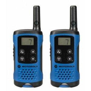 Motorola T41 short-wave radio, 4km, black-blue