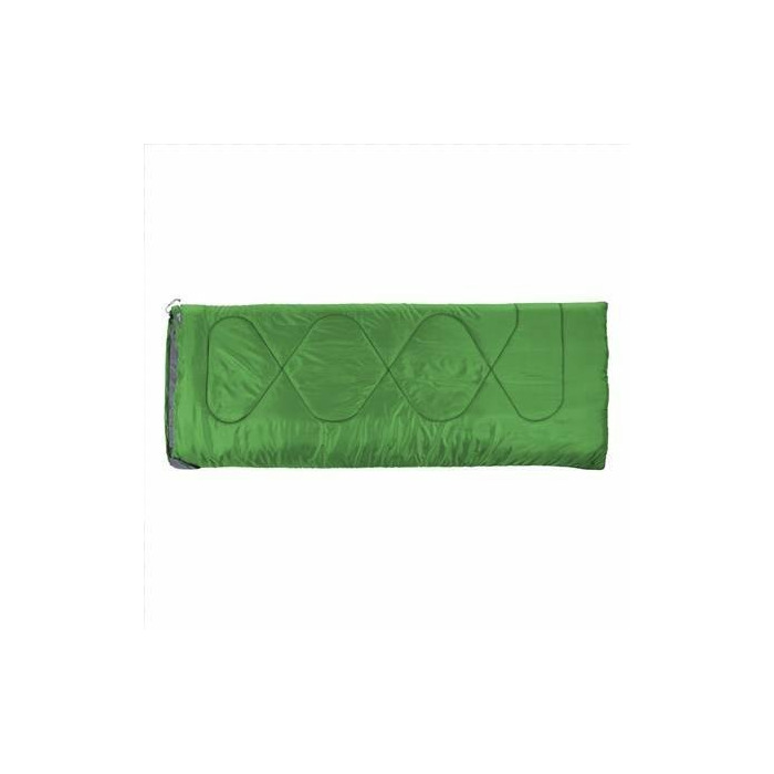 Easy Camp Chakra, Sleeping bag, 190x75 cm, +25/+10/+5 °C, Green