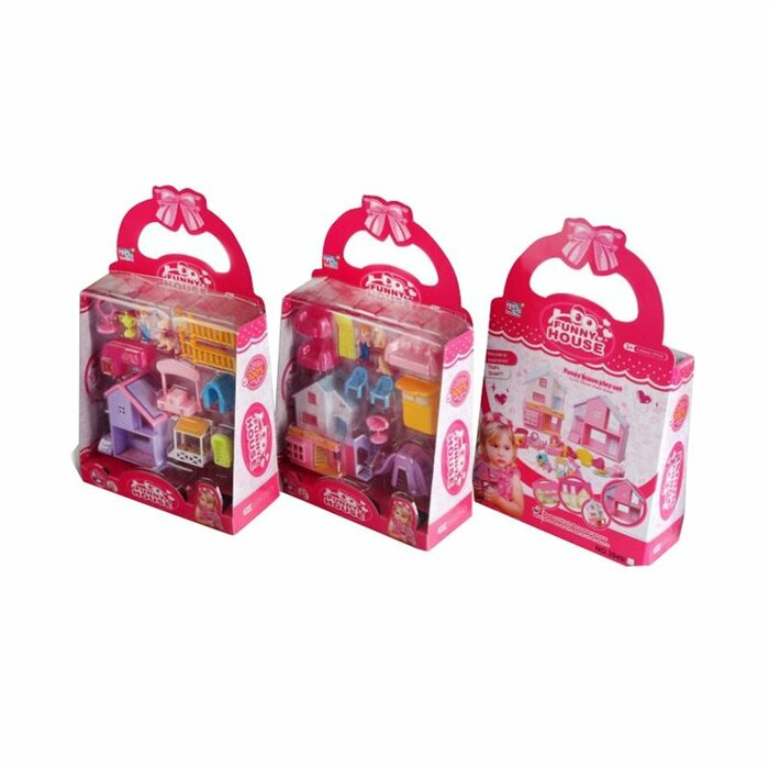 KDL Funny Hause Play Set 513081203