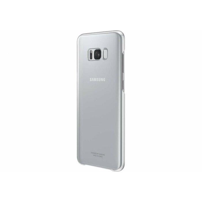 Evelatus Samsung S8 Silicone Case  Transparent