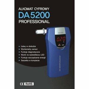 Alcohol tester AlcoFind DA5200 Professional