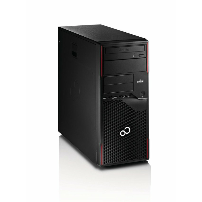 Fujitsu ESPRIMO P700 E90+ G630, 8GB RAM, 120GB SSD + 500GB HDD, LPT Port, Windows 7 Pro
