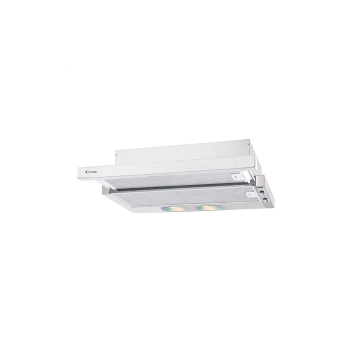 Candy Hood  CTB6324/1X  Wall mounted, Width 60 cm, 347 m³/h, White, Energy efficiency class E, 65 dB