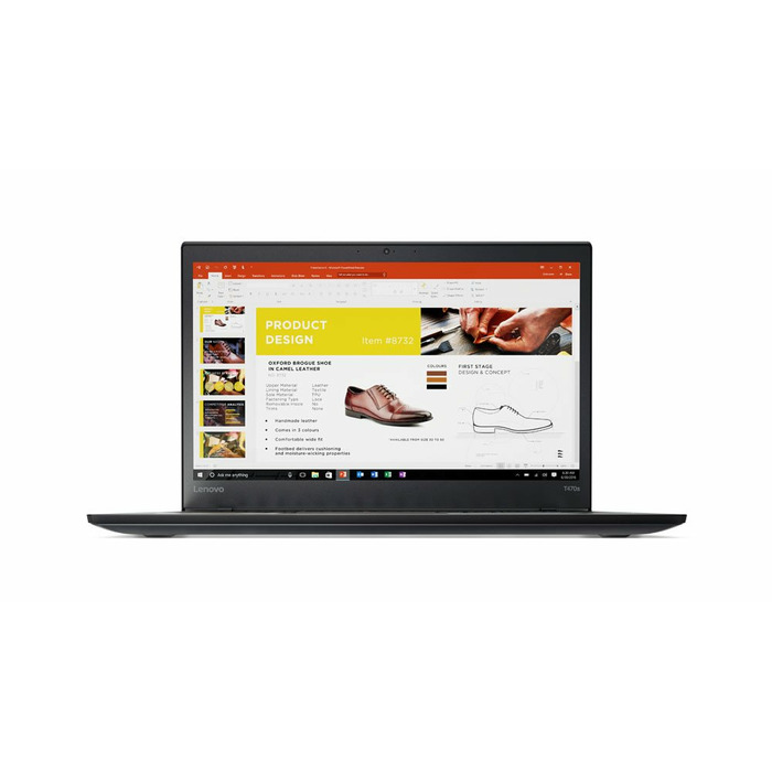 Lenovo T470s 14'' FHD IPS touch / i7-6600U/8GB/512SD M2/4u/C/WINDOWS 10 PRO DEMO