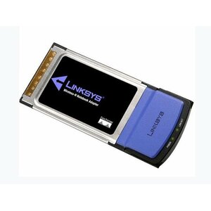 Linksys WPC300N network adapter 54 Mbit/s