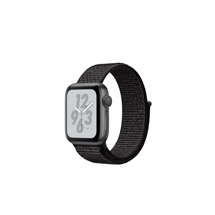 SMARTWATCH NIKE+ 40MM ALUMIN/PURE PLATIN/BLACK MU6H2 APPLE
