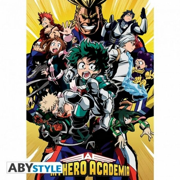 Poster My Hero Academia - Group, 91.5x61cm