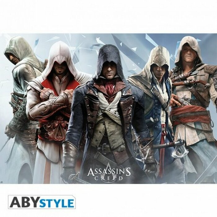 Poster Assassin's Creed - Group, 91.5x61cm