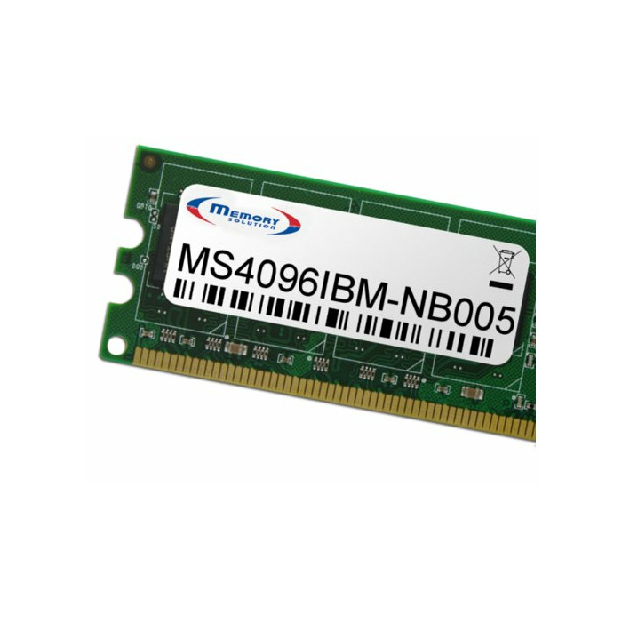 MemorySolution  MS4096IBM-NB005