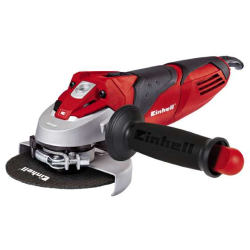 Einhell TE-AG 125/750 angle grinder 12000 RPM 750 W 12 cm 1.85 kg