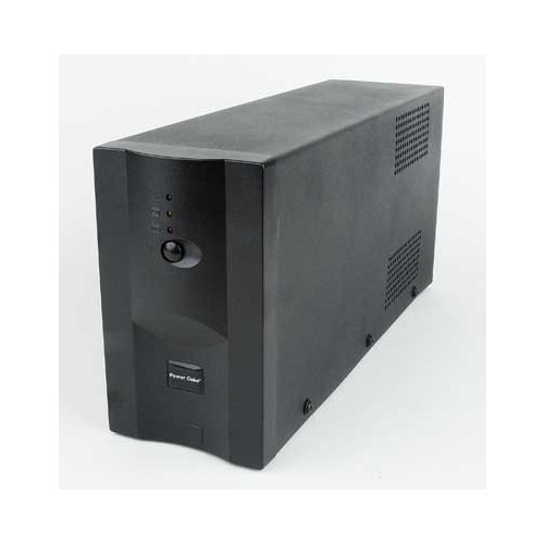 Gembird UPS-PC-652A uninterruptible power supply (UPS) Line-Interactive 650 VA 390 W 3 AC outlet(s)
