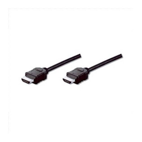 ACC HDMI A male - HDMI A male, 1.4v 1 m, black, connection cable