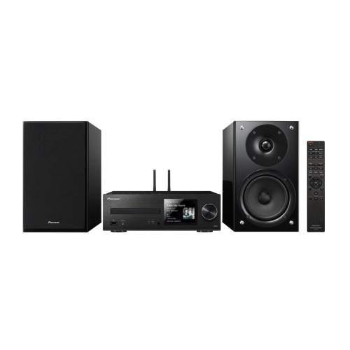 Pioneer X-HM86D Home audio micro system Black 130 W