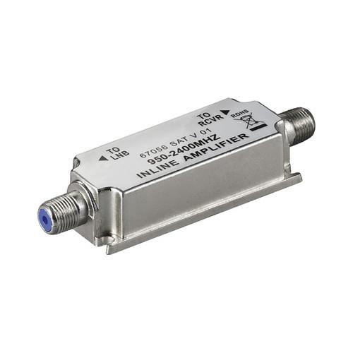 Goobay SAT V 01 TV signal amplifier