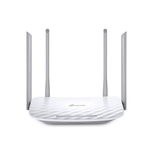 TP-LINK Archer C50 Dual-band (2.4 GHz / 5 GHz) Fast Ethernet White wireless router