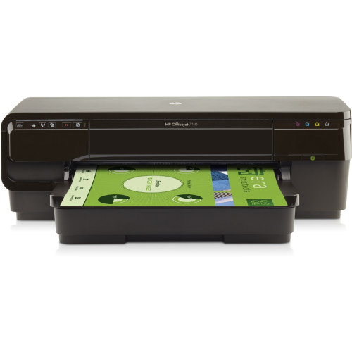 HP Officejet 7110 Wide Format ePrinter inkjet printer Colour 4800 x 1200 DPI A3 Wi-Fi