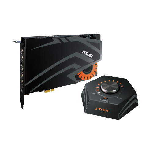 ASUS STRIX RAID DLX Internal 7.1 channels PCI-E
