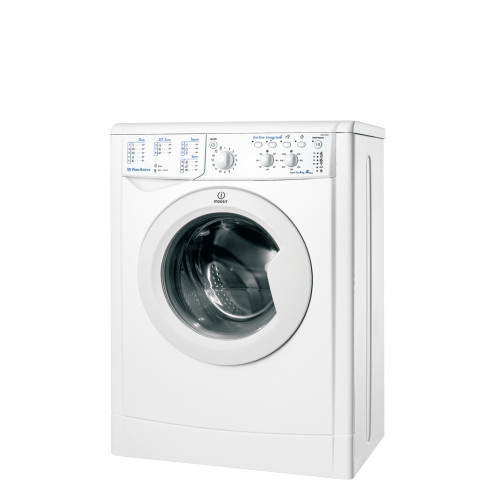 Indesit IWUC 41051 C ECO EU washing machine Freestanding Front-load White 4 kg 1000 RPM A+