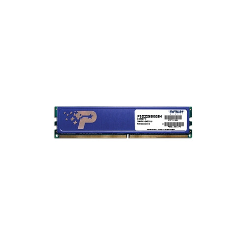 Patriot Memory 2GB PC2-6400 memory module DDR2 800 MHz