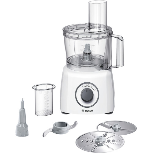 Bosch MCM3110W 800W 2.3L White food processor