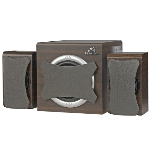 Tracer TRAGLO09674 loudspeaker 26 W Brown