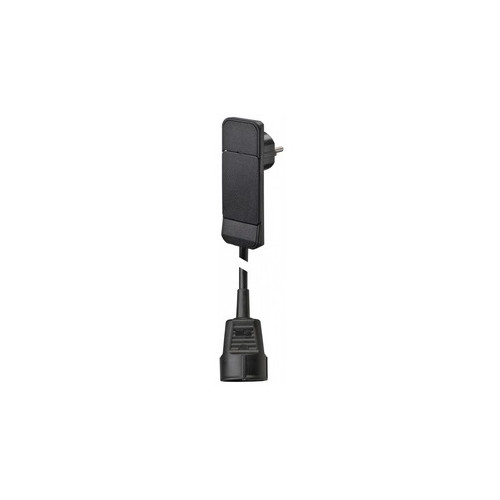 Bachmann 933.012 power extension 1.5 m 1 AC outlet(s) Indoor Black