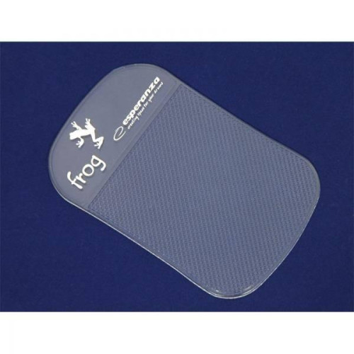 Esperanza EF101CL -  FROG anti-slip mat for mobile phones - CLEAR