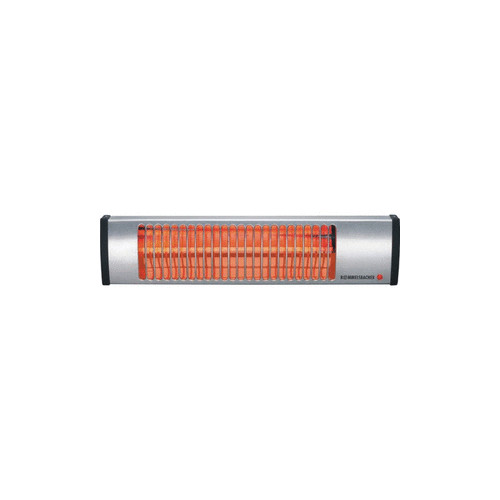 Rommelsbacher IW 604/E Infrared space heater Stainless steel 600 W
