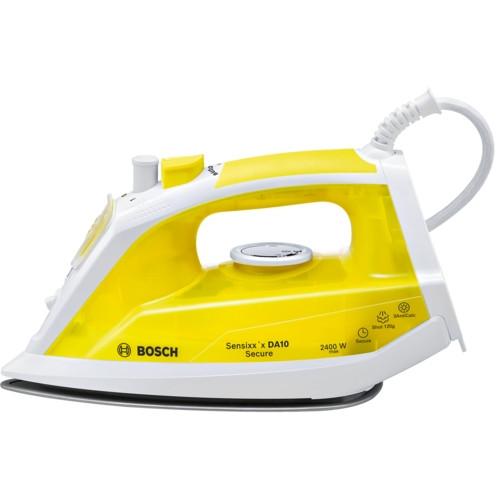 Bosch Sensixx x TDA1024140 iron Dry   Steam iron Palladium soleplate White c1d0eac4b7a
