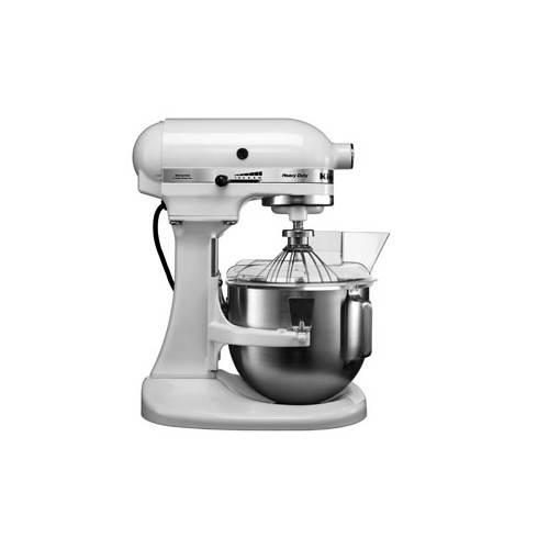 KitchenAid 5KPM5 EWH food processor 4.8 L White 315 W