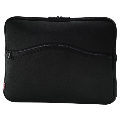 "Hama Comfort notebook case 33.8 cm (13.3"") Sleeve case Black"